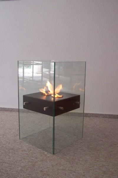 raumtrenner kamin glas baade kamine holzback fen. Black Bedroom Furniture Sets. Home Design Ideas